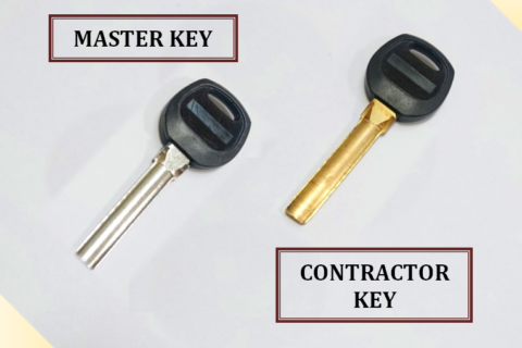 Key type