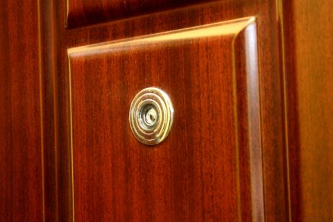 PEEP HOLE & PEEP HOLE - Janus Safety Door®
